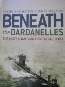 Beneath the Dardanelles
